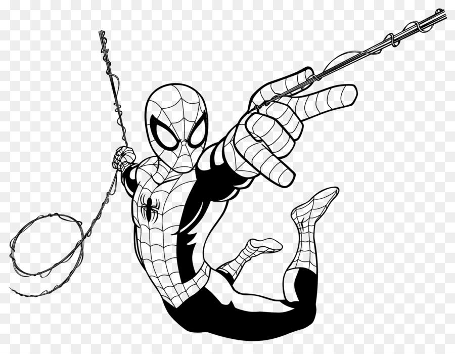 Ultimate Spider-Man Iron Man Captain America Drawing ...