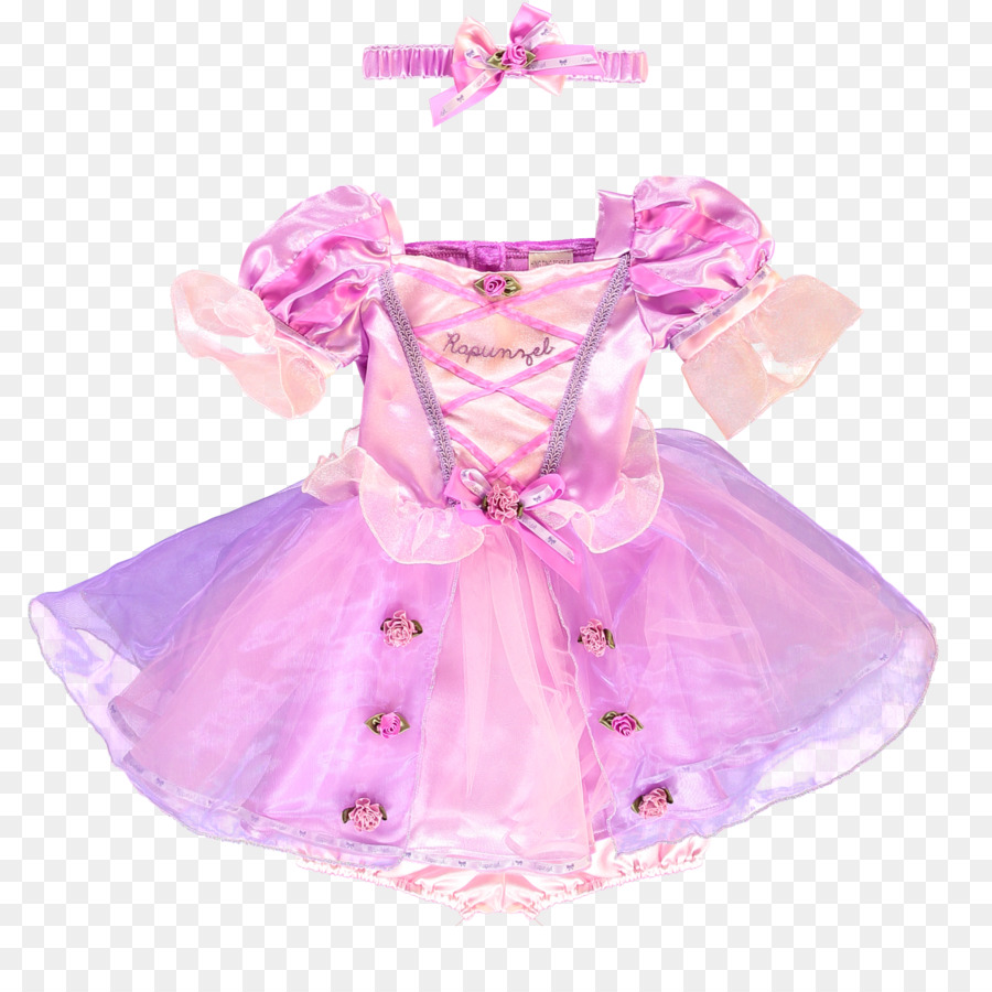 Rapunzel Disney Princess Dress Costume Gown - baby  sc 1 st  KissPNG & Rapunzel Disney Princess Dress Costume Gown - baby png download ...