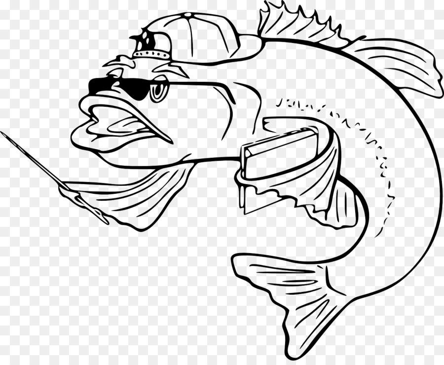 Dibujo de la Pesca de la Lubina Clip art - La pesca png dibujo ...