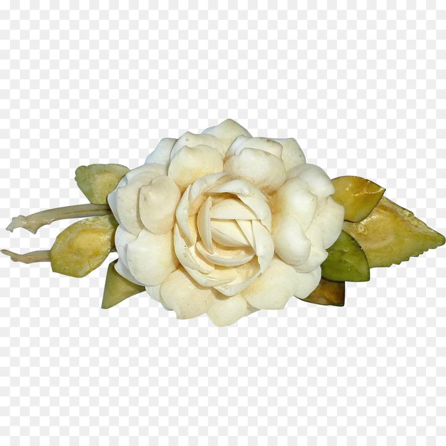 Cut Flowers Garden Roses Rosaceae Centifolia Roses Cabbage Png