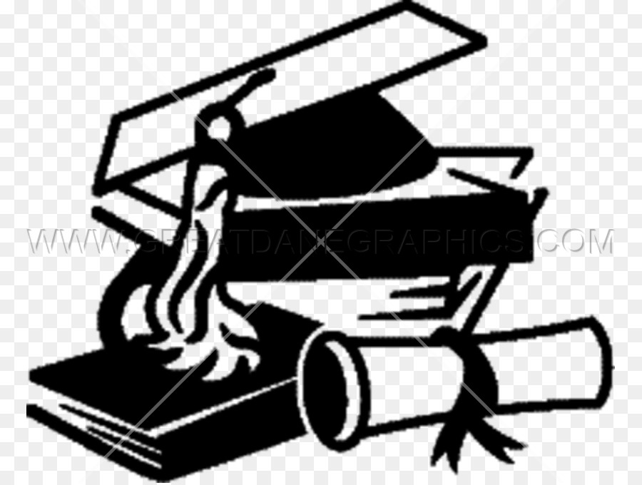 Square academic cap Drawing - graduation gown png download - 825*677 ...