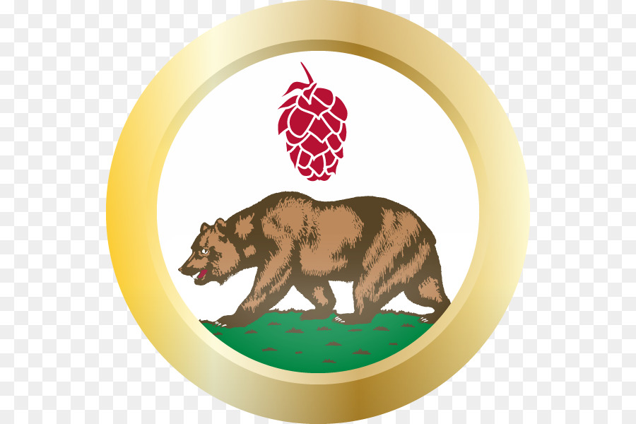 Flag Of California Symbol Flag Of The United States Gold Seal Png