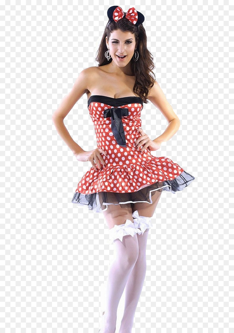 Minnie Mouse Mickey Mouse Halloween costume Adult - minnie mouse  sc 1 st  KissPNG & Minnie Mouse Mickey Mouse Halloween costume Adult - minnie mouse png ...