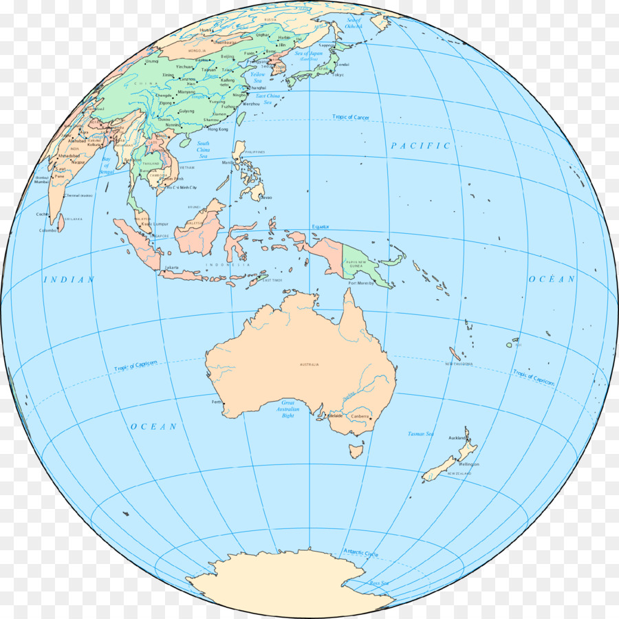 globe ashmore and cartier islands world map austraalia ja okeaania australia