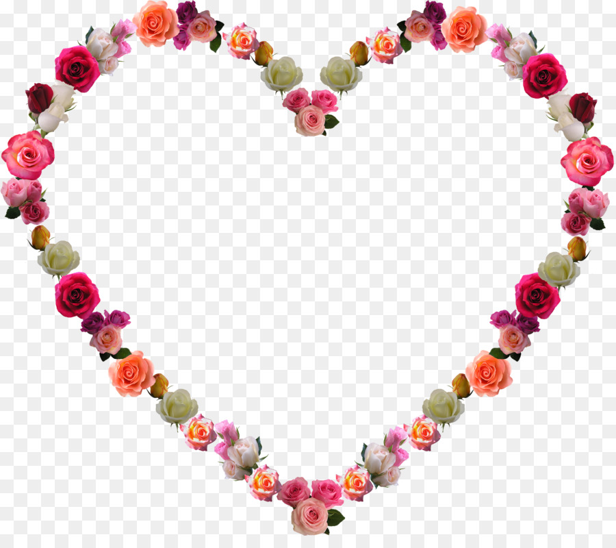 Heart Valentine\'s Day Picture Frames Love Clip art - heart png ...