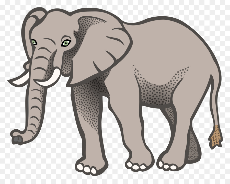 asian elephant african bush elephant clip art elephants clipart rh kisspng com elephant clip art baby elephant clip art outline