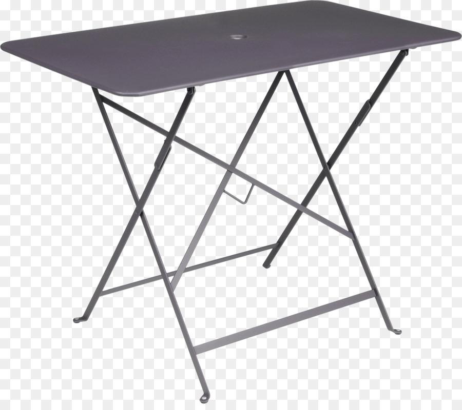 Tables pliantes Fermob SA des meubles de Jardin - L\'élagage ...