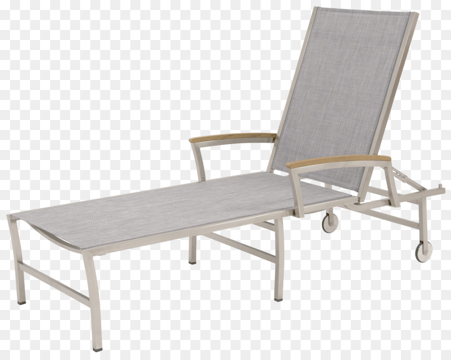 Garden Furniture Terrace Deckchair Wicker Sun Lounger Png Download