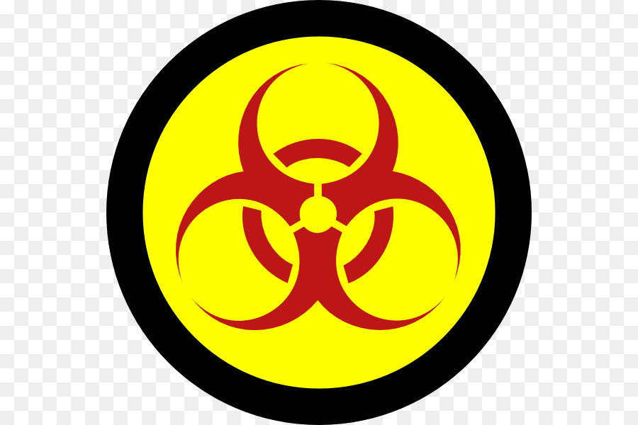 hazard symbol biological hazard sign radioactive vector png