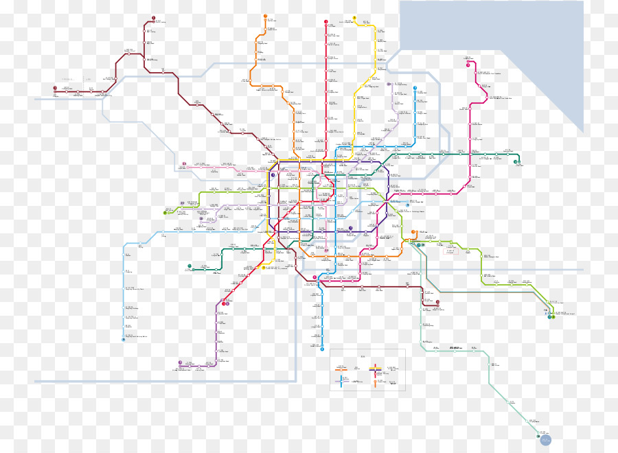 Rapid Transit Map png download - 800*651 - Free Transparent Rapid