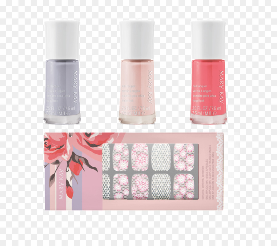 Nail Polish Mary Kay Cosmetics Manicure - pink magnolia png download ...