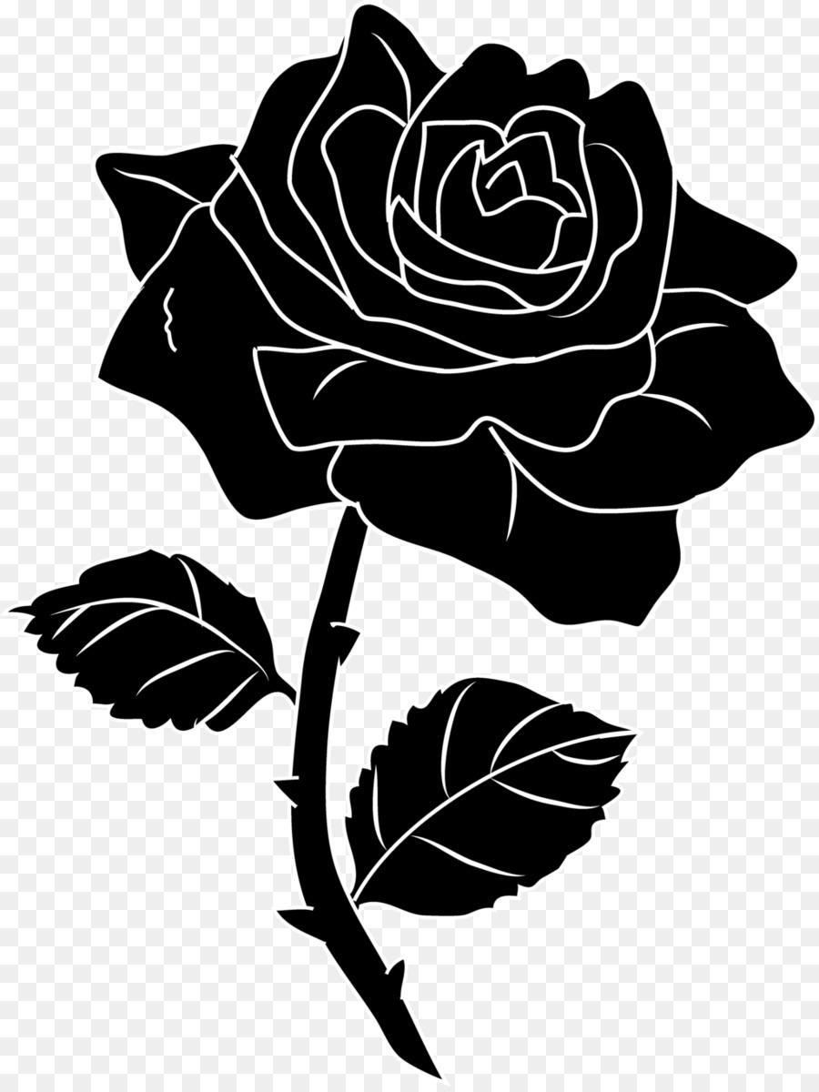 Black Rose Desktop Wallpaper Clip Art Black Posters Png Download