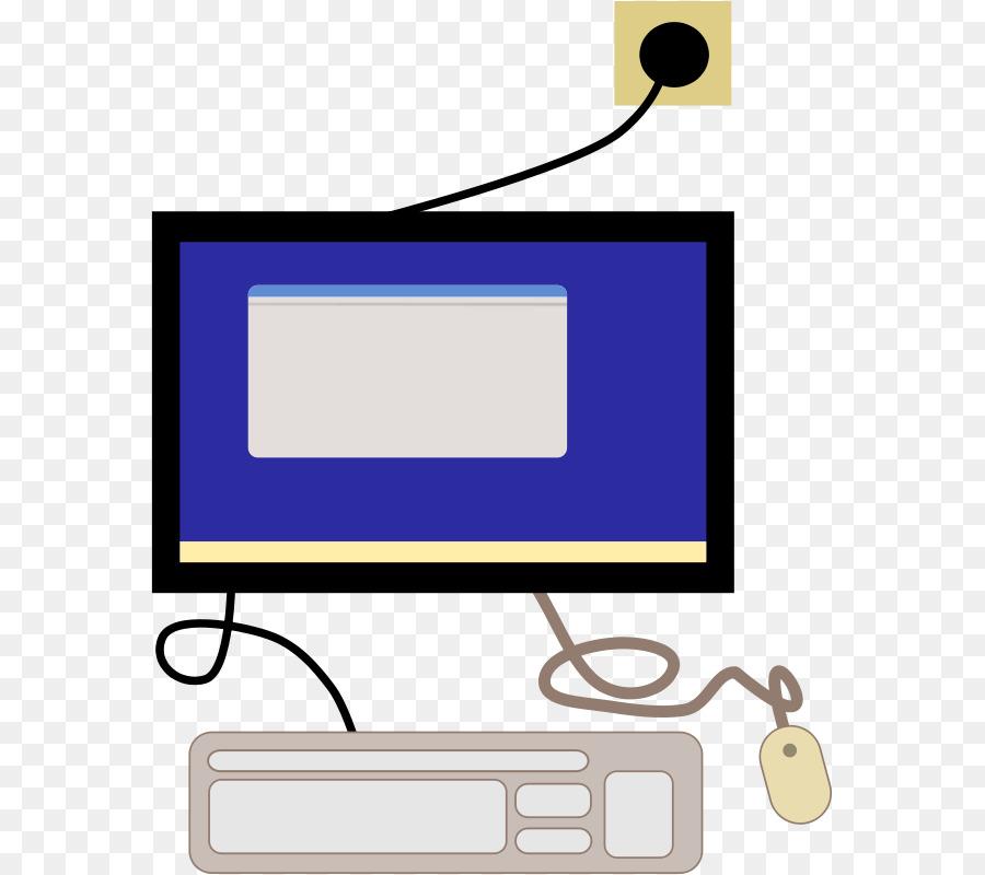 Computer keyboard Desktop Wallpaper Template Computer Monitors ...