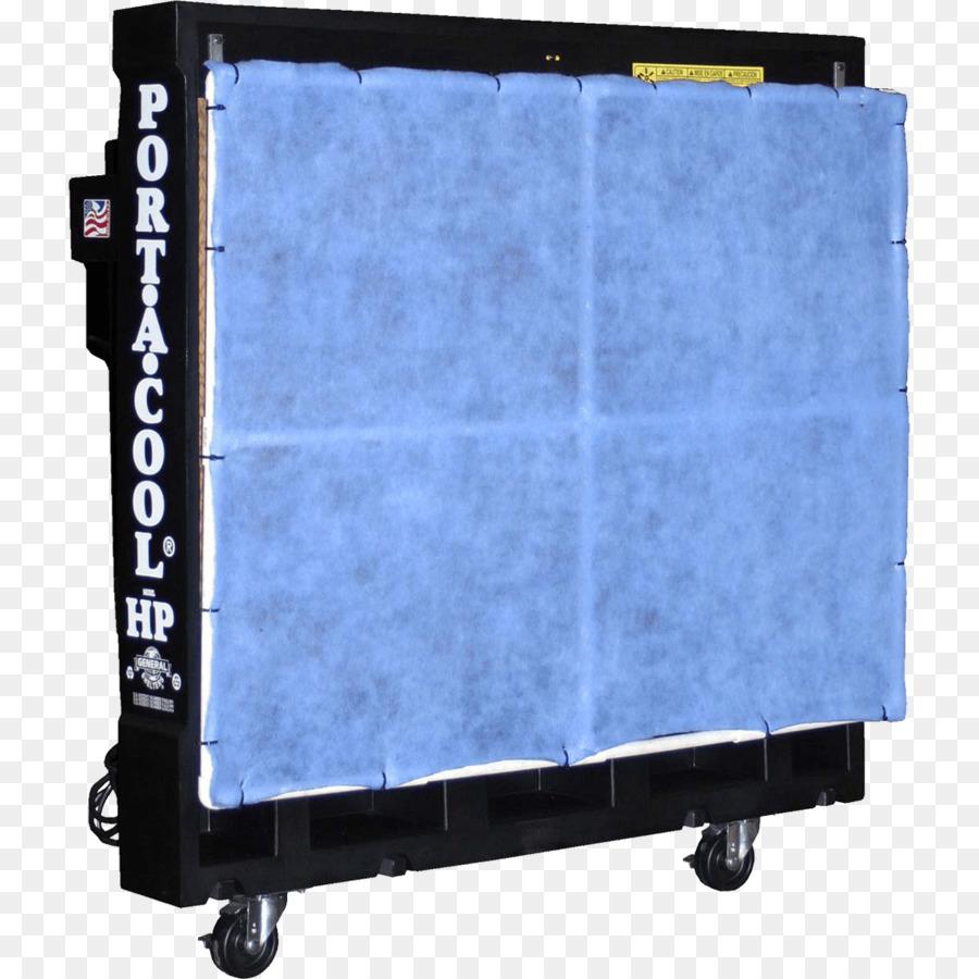 Evaporative cooler Air filter Fan Refrigeration Evaporative cooling ...
