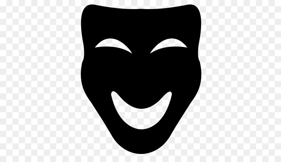 Sourire Masque De Théâtre Théâtre De Masque Téléchargement Png