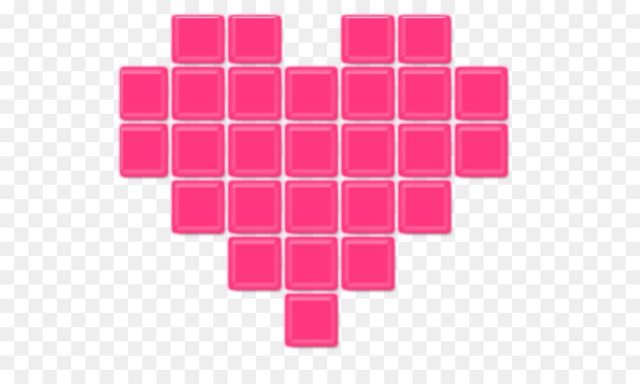 graph paper chart drawing heart blending