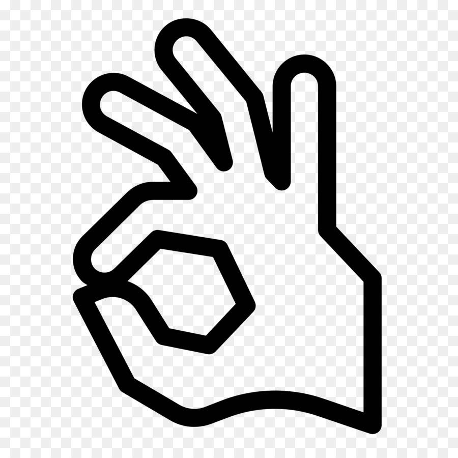 Computer Icons Ok Symbol The Finger Clip Art Index Finger Png
