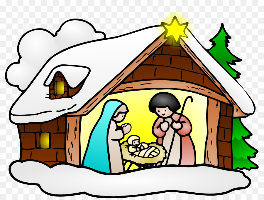 christianity christmas nativity scene clip art crib png download rh kisspng com nativity scene clip art free nativity scene clipart black and white