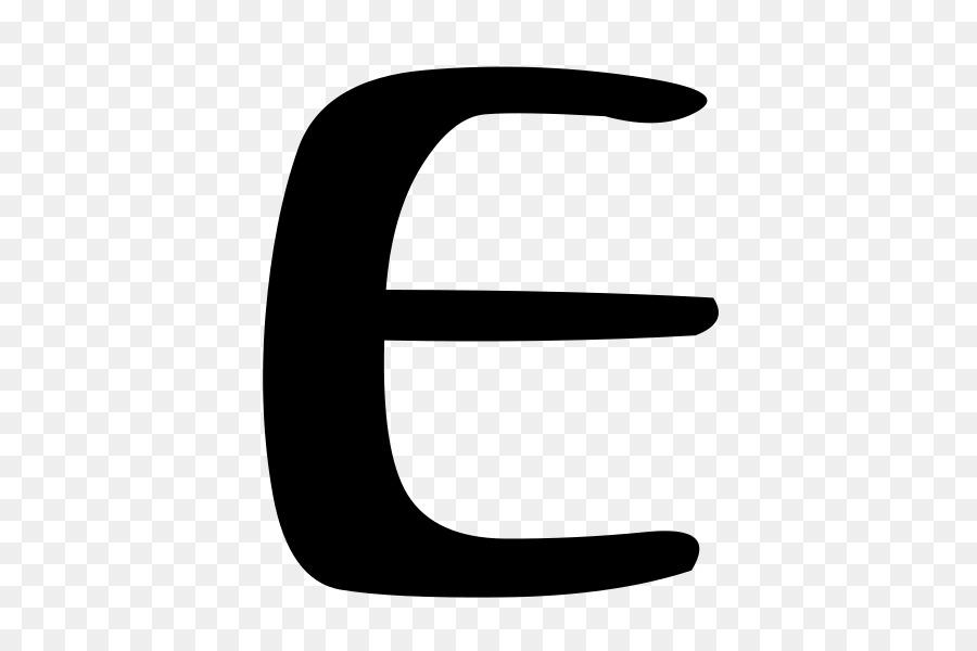 epsilon greek alphabet uncial script letter font ancient greek png