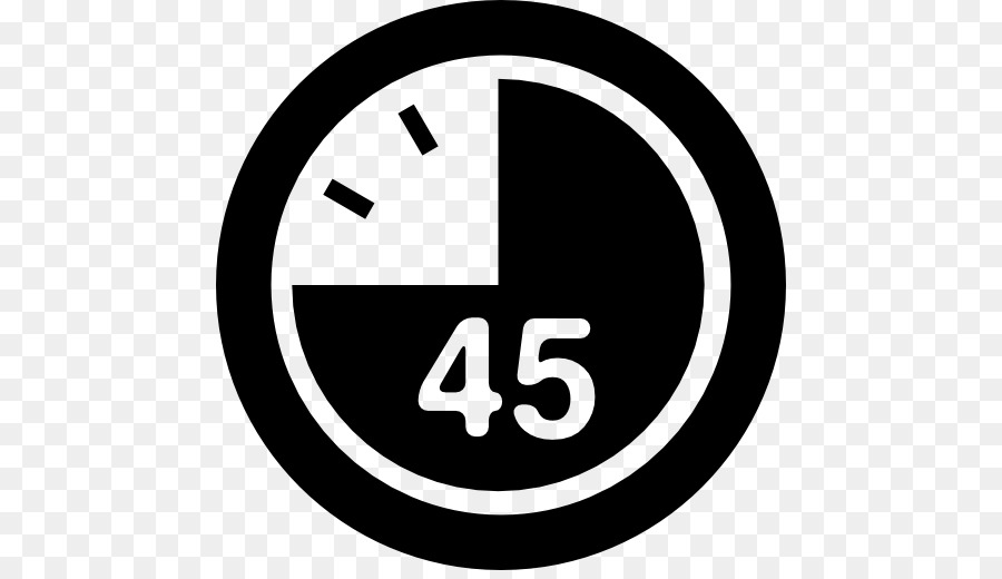 Timer Countdown Stopwatch The Second Minute Hour Png Download