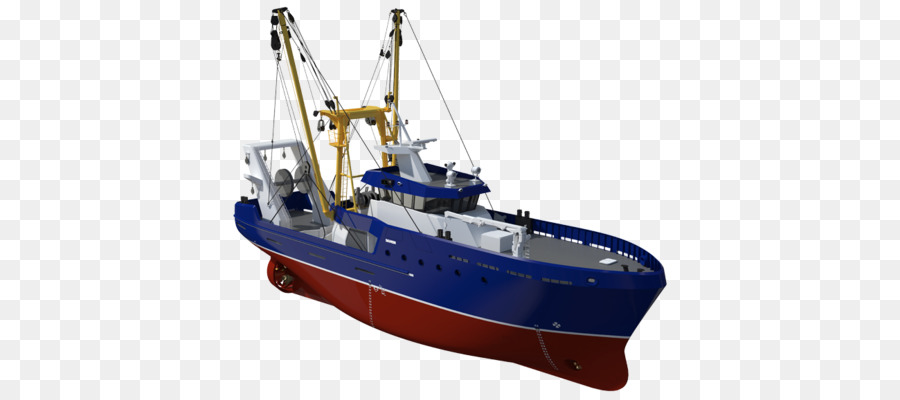 Fishing Trawler Watercraft png download - 1300*575 - Free