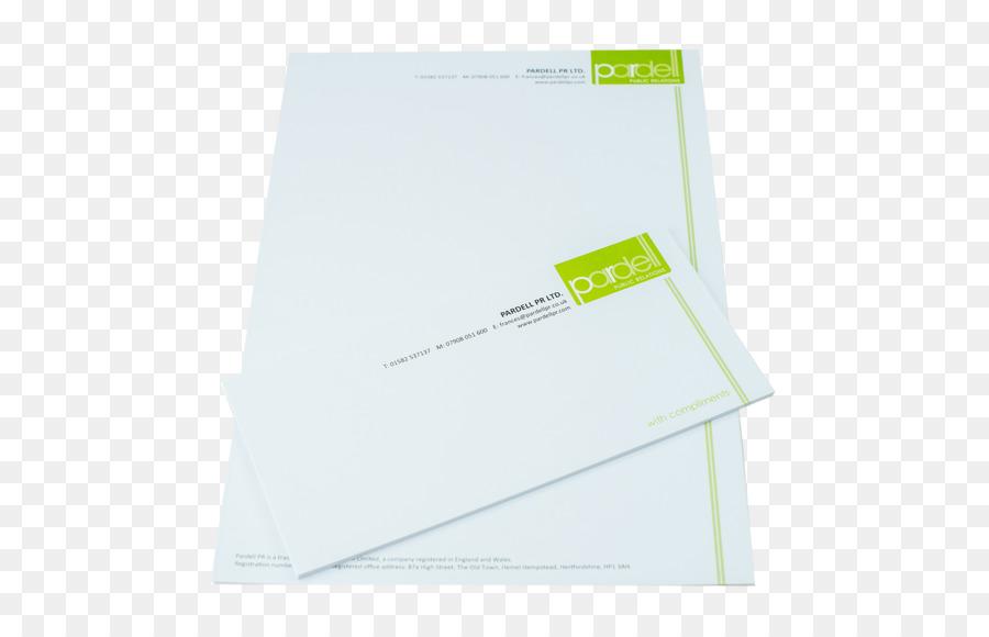 company letterhead paper