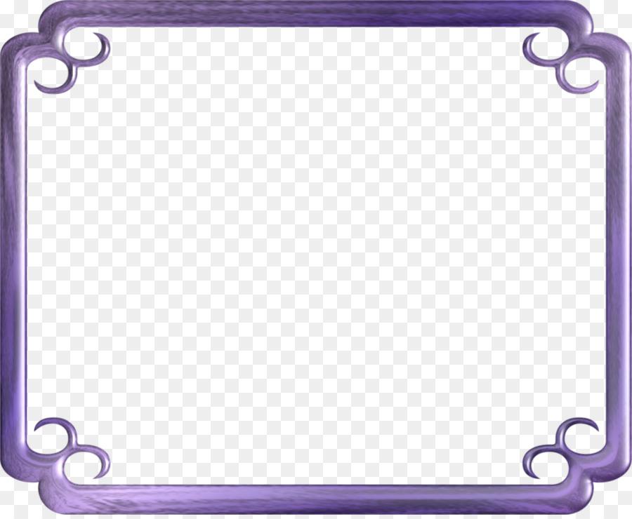 Picture Frames Film frame Clip art - square border png download ...