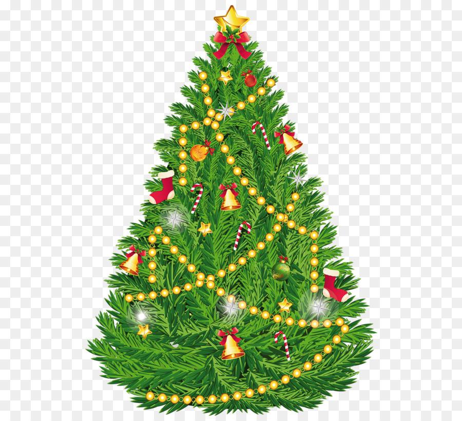 Weihnachtsbaum Geschenk clipart - abstract christmas tree light ...