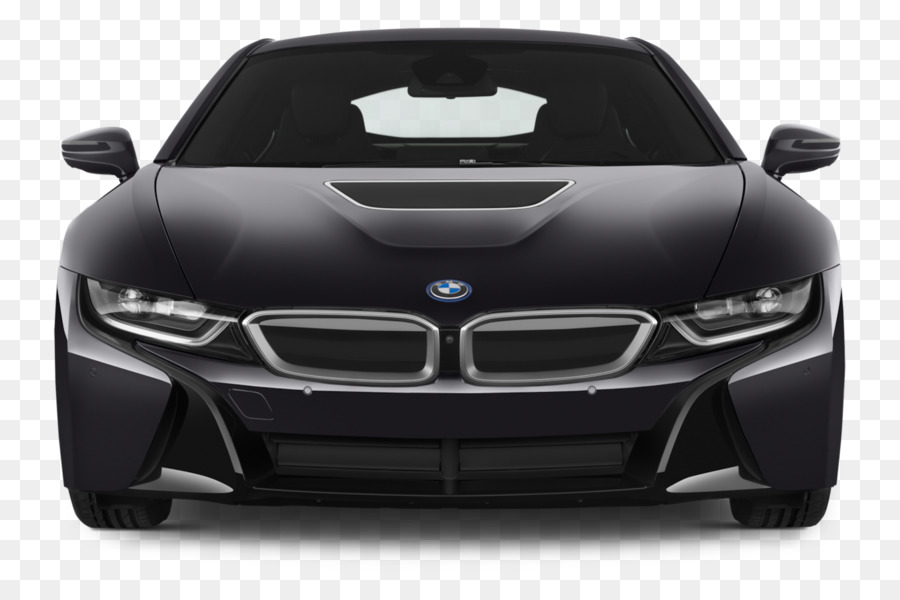 Car 2015 Bmw I8 2016 Bmw I8 2014 Bmw I8 Front View Png