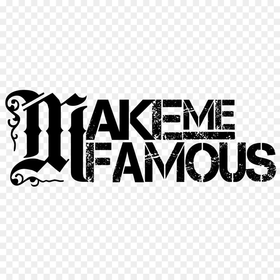 Make Me Famous Logo Metalcore Musician It Precious