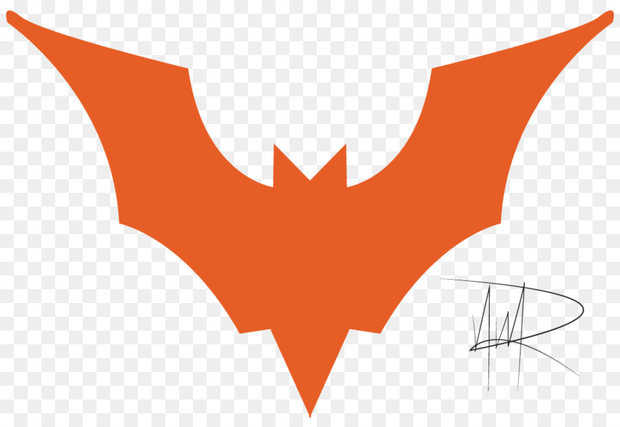 Batman Robin Logo Cartoon Beyond Png Download 900607 Free