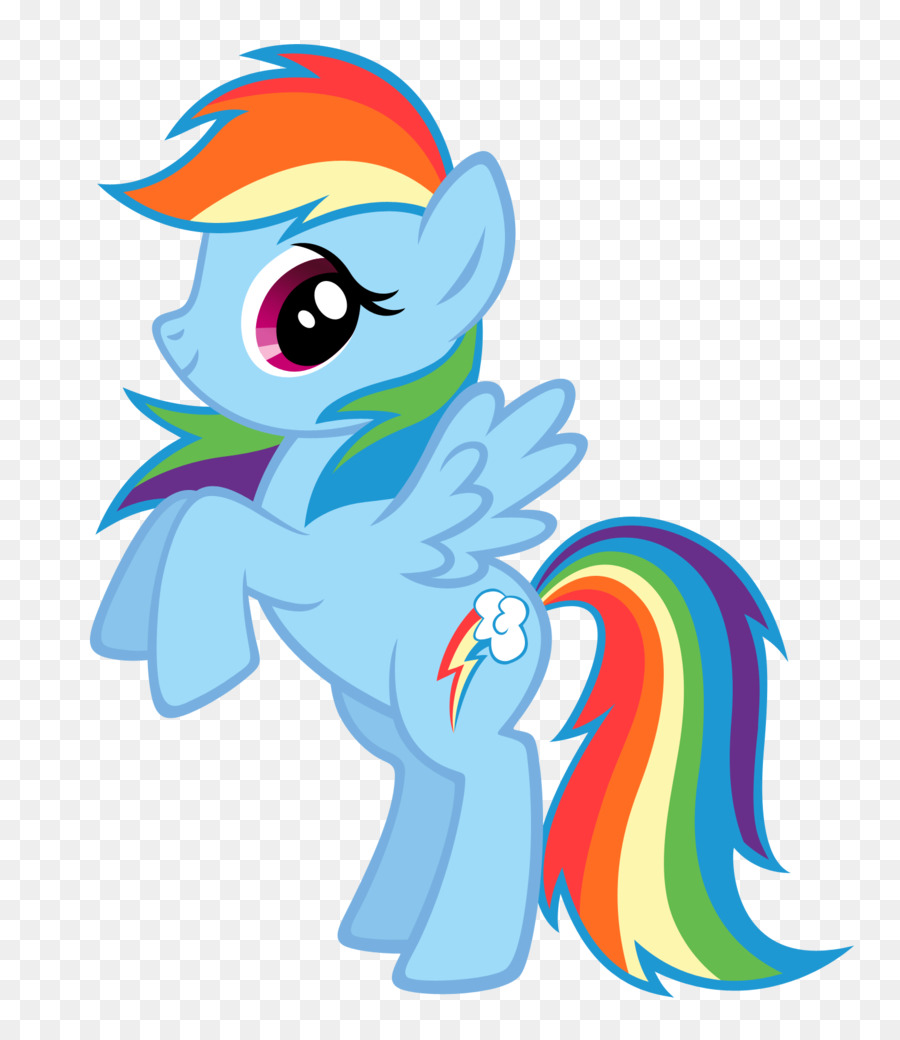 Rainbow Dash Rarity My Little Pony   My Little Pony Characters