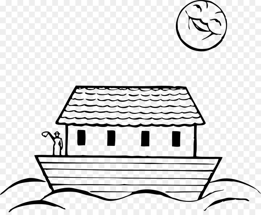 Bible Noah\'s Ark Coloring book Clip art - others png download - 2295 ...
