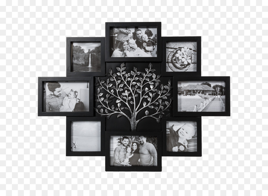 Picture Frames Photography Collage Allegro - collage frame png ...