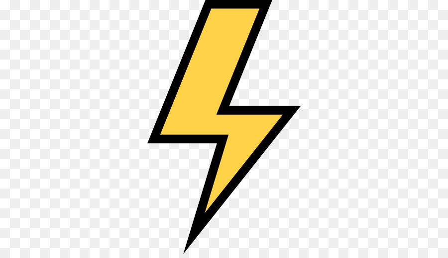 Symbol Emoji Electricity Computer Icons Lightning Thunder Png