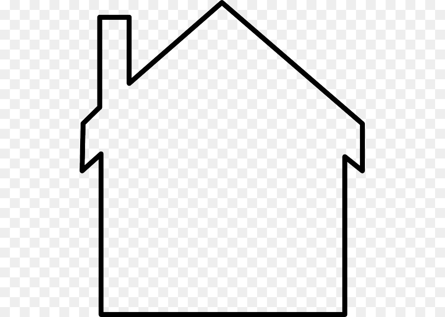 House Drawing Building Clip Art Hat Shapes Png Download 577 640
