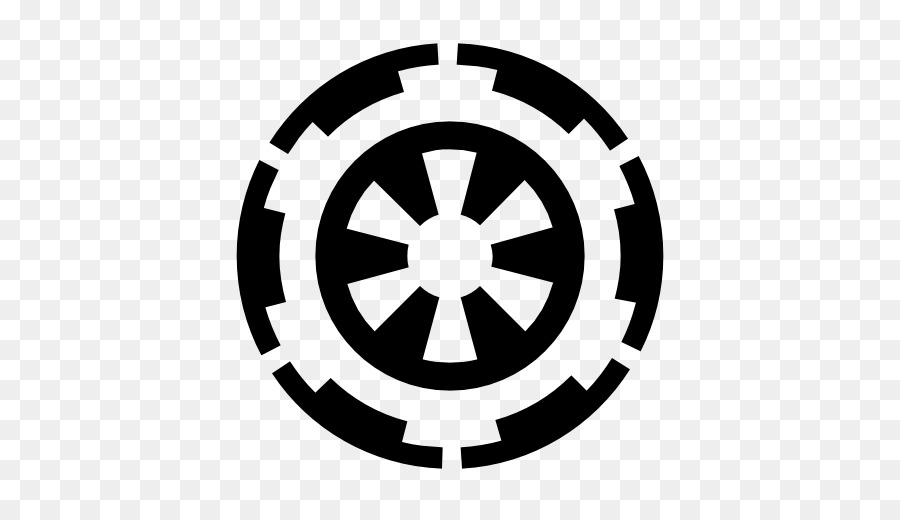 Galactic Empire Star Wars Rebel Alliance Decal Imperial Vector Png