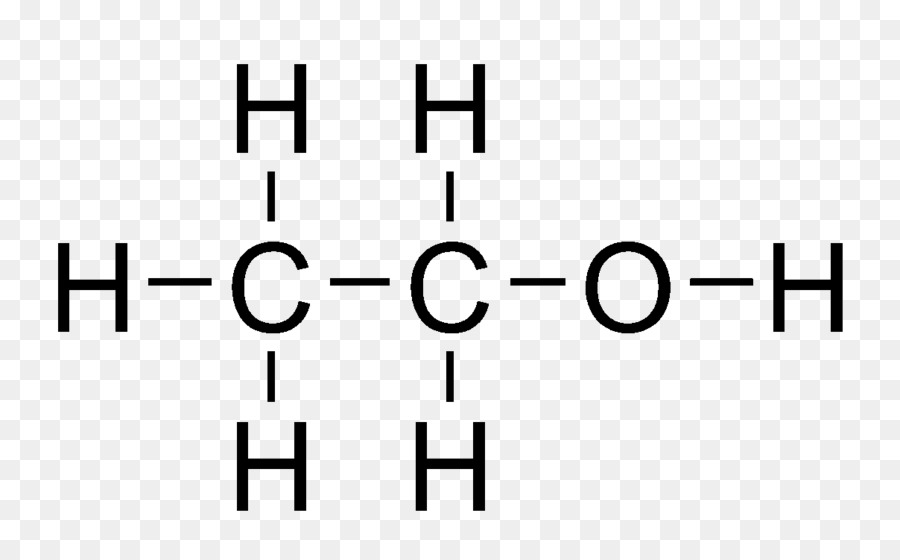 Ethanol Alcohol Chemical Compound Structural Formula Chemistry