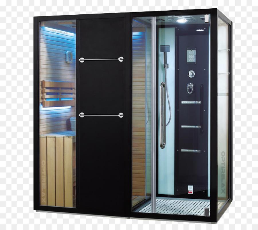 Hot tub Sauna Steam room Bathtub Bathroom - swim png download - 790 ...