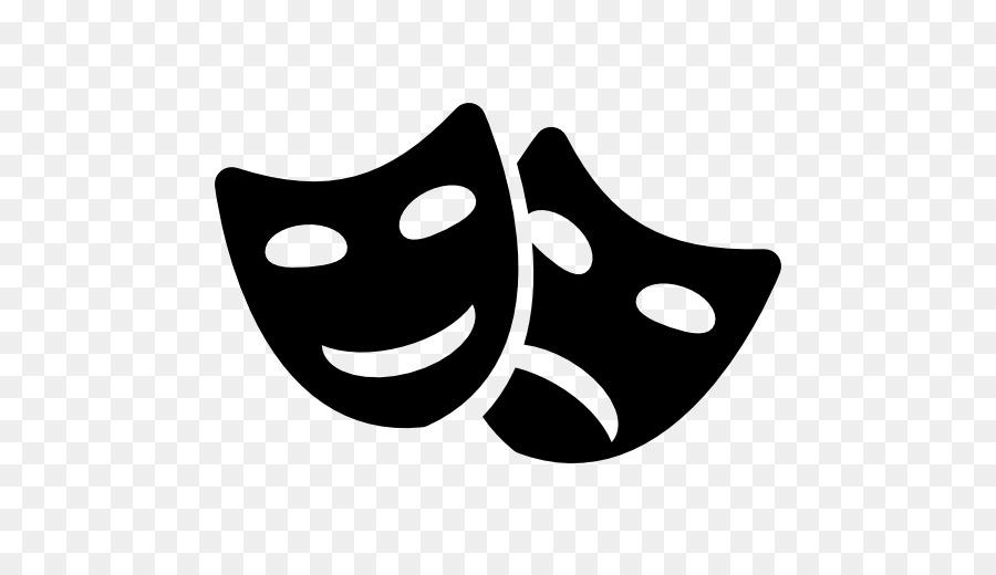 drama mask theatre clip art tragedy png download 512 512 free rh kisspng com drama masks clipart free drama masks clipart free