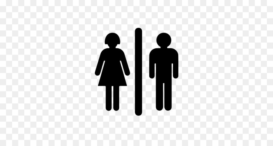 Unisex Public Toilet Bathroom Woman