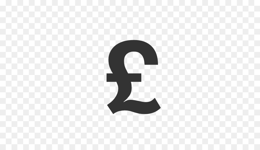 Pound Sign Pound Sterling Currency Symbol Kenyan Shilling Small
