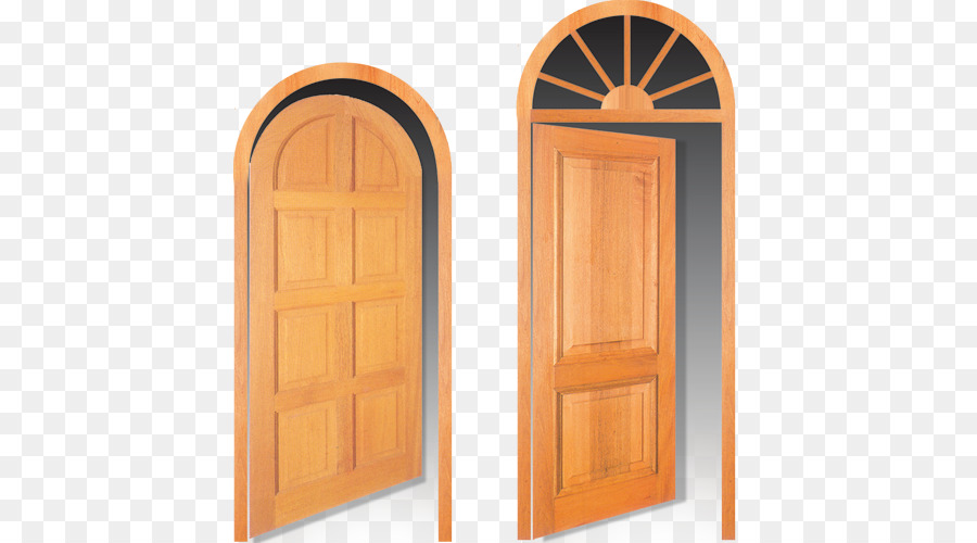 Window Sliding door Wood Folding door - arch door png download - 600 ...