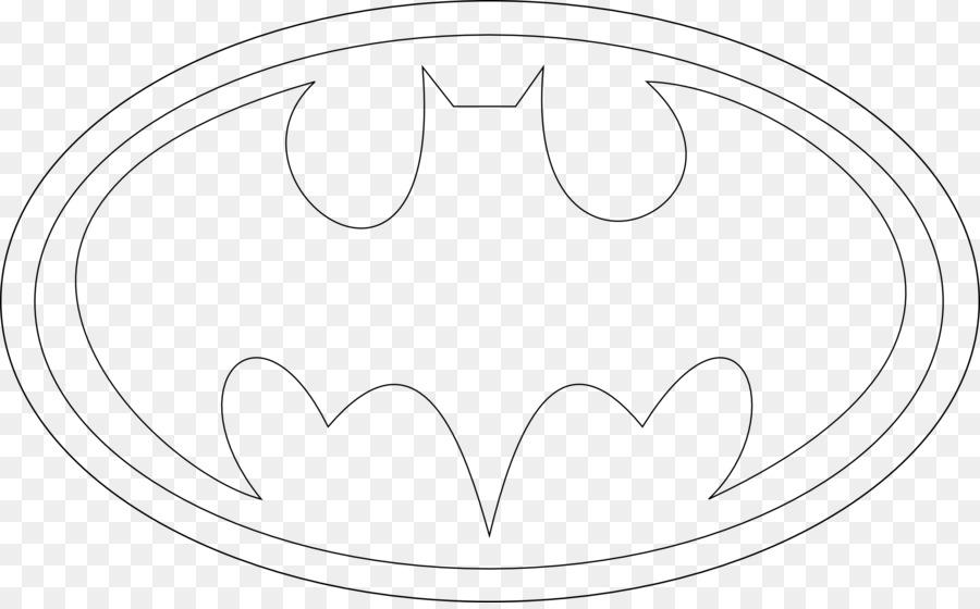 Batgirl Batman Dibujo para Colorear libro - patrón de marca de agua ...