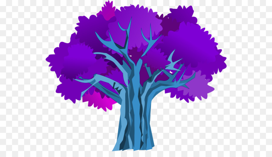 tree clip art purple leaves png download 600 501 free rh kisspng com Blue Tree Clip Art Purple Tree Drawing