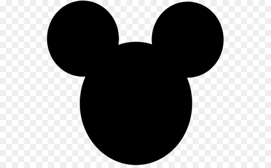Mickey Mouse Minnie Mouse Silhouette Clip art - express template ...