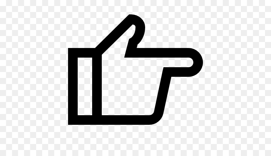 Thumb Signal Computer Icons Like Button Clip Art Right Hand Png