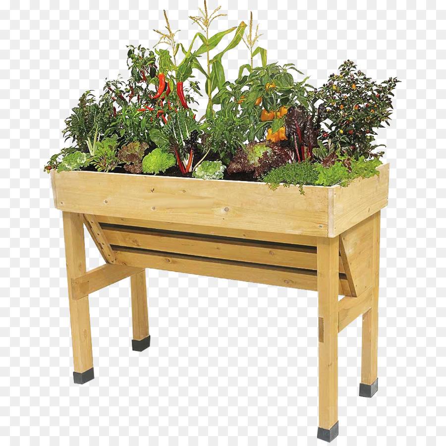 Attrayant Raised Bed Gardening Flowerpot The Home Depot   Flower Box