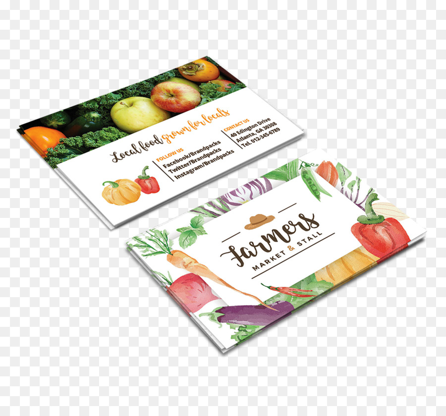 business cards farmer visiting card trifold food menu cocktail
