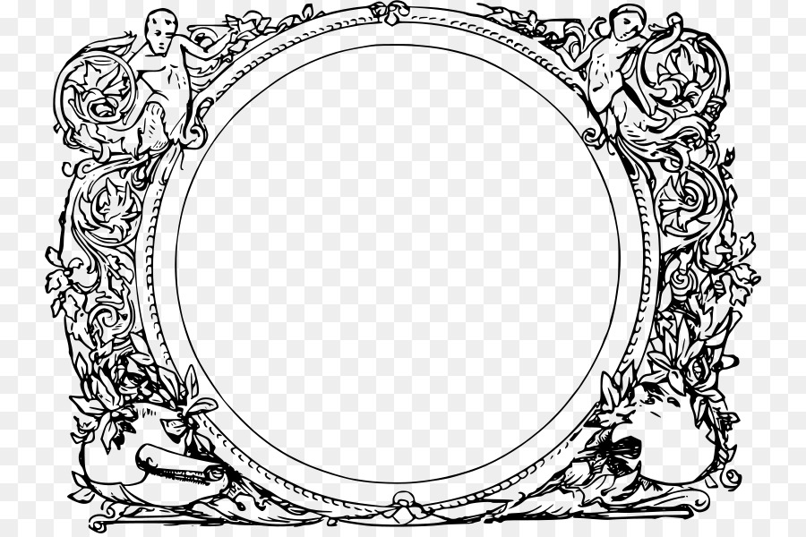 Picture Frames Clip art ornate vector png download 800596